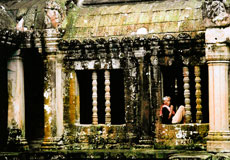 Photo Angkor Wat - Cambodge